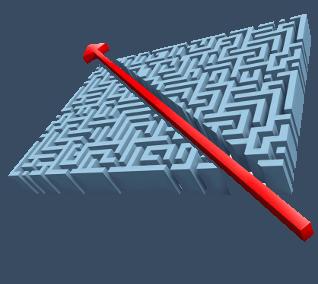 simple-maze